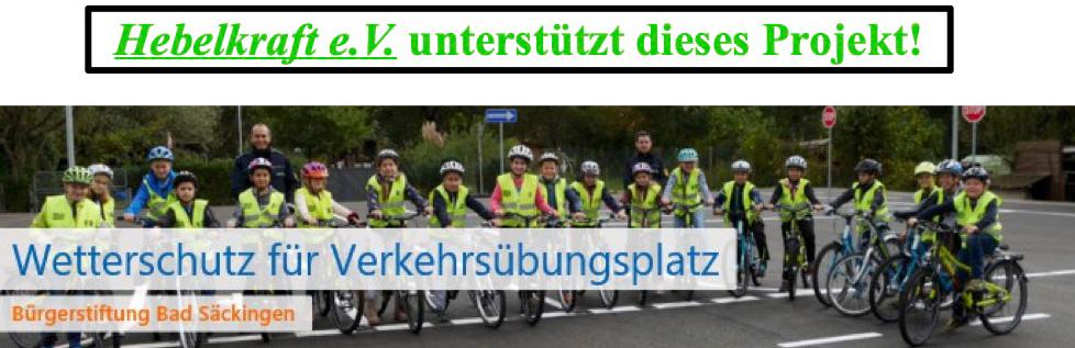 Förderverein Hebelschule Laufenburg Wetterschutz Titelbild